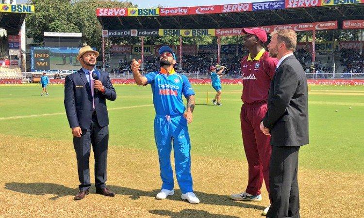 भारत-वेस्टइंडीज टी-20 सीरीज के कार्यक्रम में हुआ बड़ा बदलाव 1