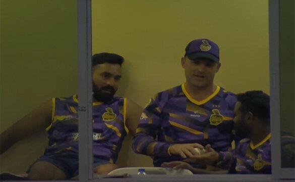 दिनेश कार्तिक के सीपीएल मैच के दौरान मौजूद रहने पर बीसीसीआई ने सुनाया अपना फैसला 49