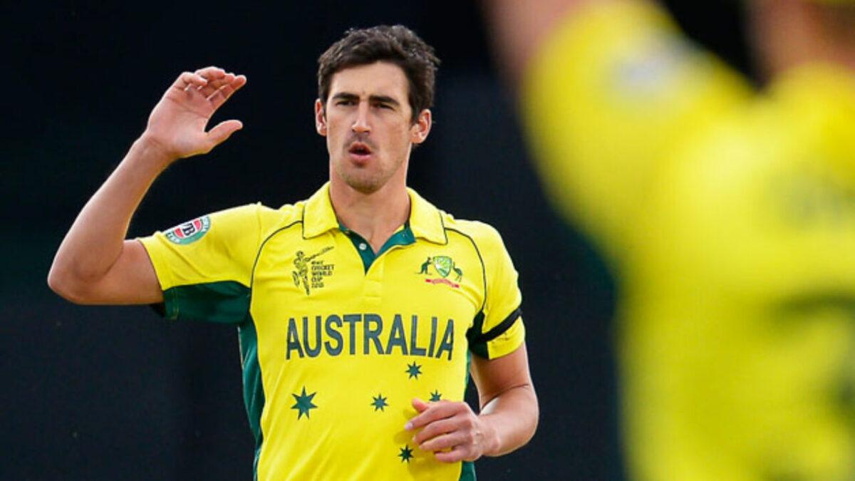 टीम इंडिया के 3 अहम विकेट लेने के बाद तेज गेंदबाज मिचेल स्टार्क ने बताया, शाम को बल्लेबाजी में होगी आसानी