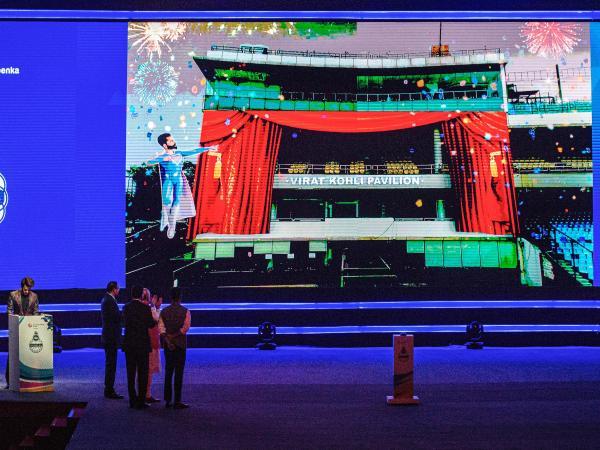 PHOTOS: फिरोज शाह कोटला स्टेडियम का बदला नाम और विराट के नाम पर पवेलियन, देखें तस्वीरें 3