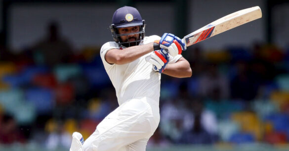 """""""रोहित शर्मा बतौर टेस्ट ओपनर सफल रहे तो भारत लक्ष्यों को आसानी से हासिल कर सकता है"""" 14"""