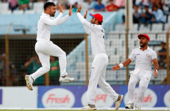 अफगानिस्तान टेस्ट