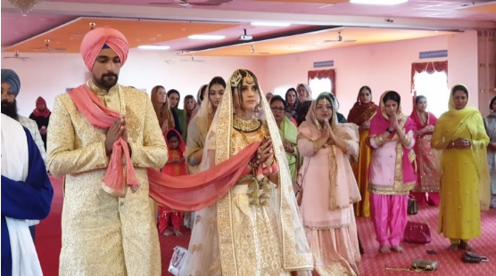 भारतीय मूल के इस विदेशी खिलाड़ी ने की शादी, देखें तस्वीरें