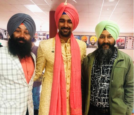 भारतीय मूल के इस विदेशी खिलाड़ी ने की शादी, देखें तस्वीरें 5