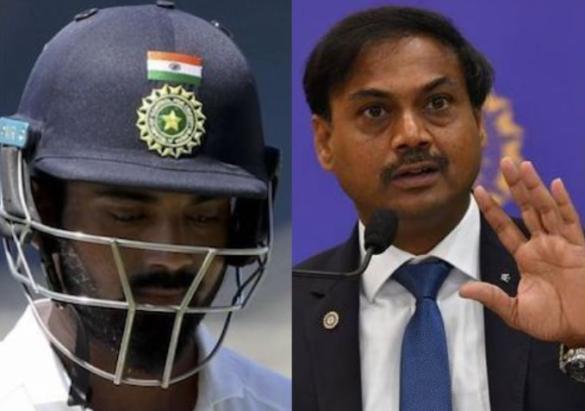 एमएसके प्रसाद ने बताया, कैसे केएल राहुल को फिर मिल सकती है टेस्ट टीम में जगह 13