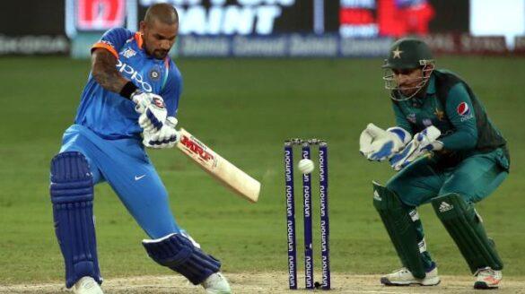 पाकिस्तानी क्रिकेटरों के खिलाफ ट्वीट करना मेरा नया शौक: शिखर धवन 25