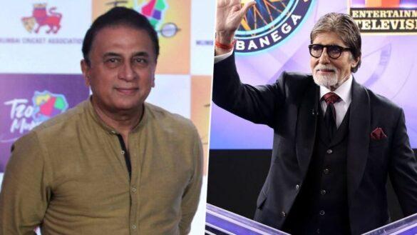 सुनील गावस्कर ने अमिताभ बच्चन स्टाइल में पूछा सवाल इन 4 में से किसे करना चाहिए नंबर 4 पर बल्लेबाजी 18