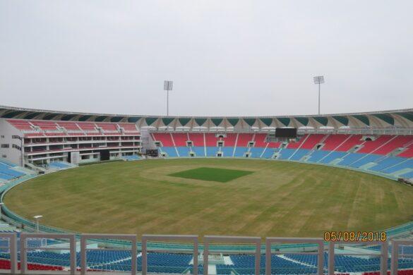 आईपीएल 2020: लखनऊ के इकाना स्टेडियम के लिए दो फ्रेंचाइजी में छिड़ी जंग 26