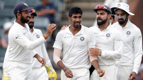 INDvSA: जसप्रीत बुमराह टेस्ट सीरीज में हुए बाहर, इस खिलाड़ी को मिली टीम में जगह 29