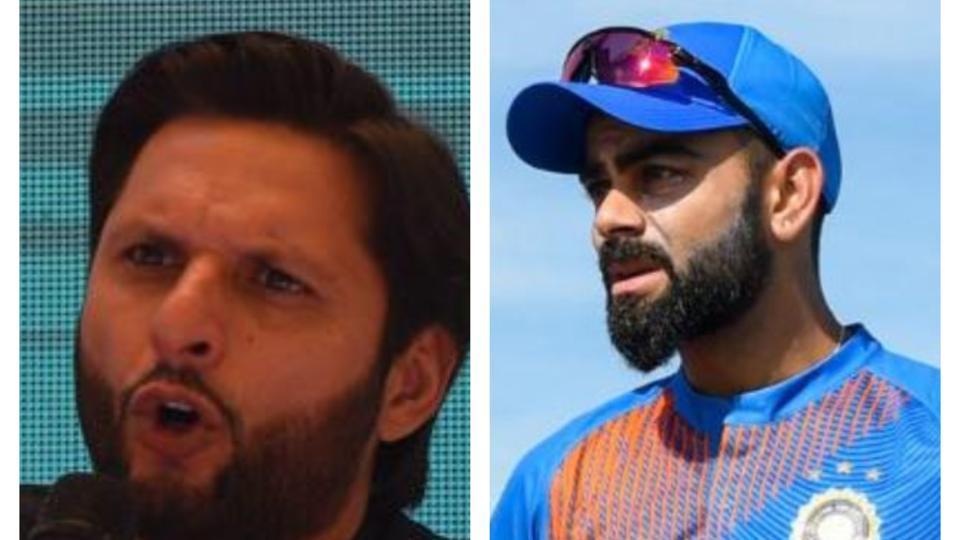 रिकॉर्ड तोड़ मैच जीताऊ पारी खेलने पर आईसीसी ने किया विराट कोहली की तारीफ, तो अफरीदी ने कह दी ये बात