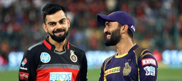 IPL 2020 से पहले रॉयल चैलेंजर्स बैंगलोर और कोलकाता नाइट राइडर्स का गिरा ब्रांड वैल्यू 7
