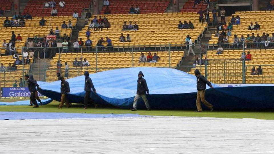 BP XI vs SA: बारिश की वजह से नहीं हो पाया पहले दिन का मुकाबला 2