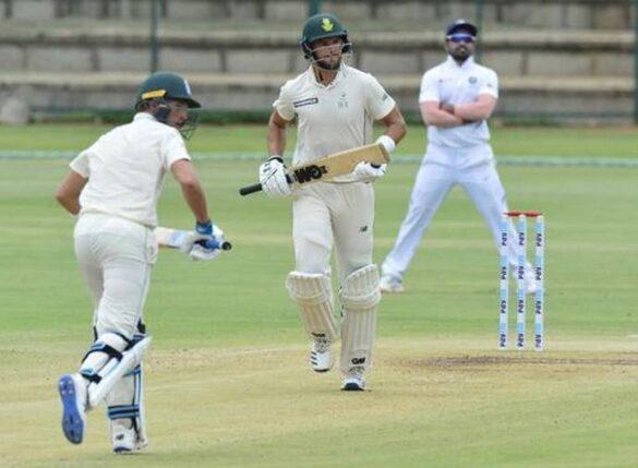 IND A vs SA A: दक्षिण अफ्रीका ए के दो बल्लेबाजों ने लगाया शतक, ड्रॉ की तरफ मुकाबला 24