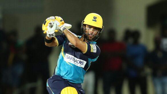 जेपी डुमिनी ने कैरेबियन प्रीमियर लीग में मात्र 20 गेंदों में 65 रनों की पारी खेली बनाया रिकॉर्ड 41