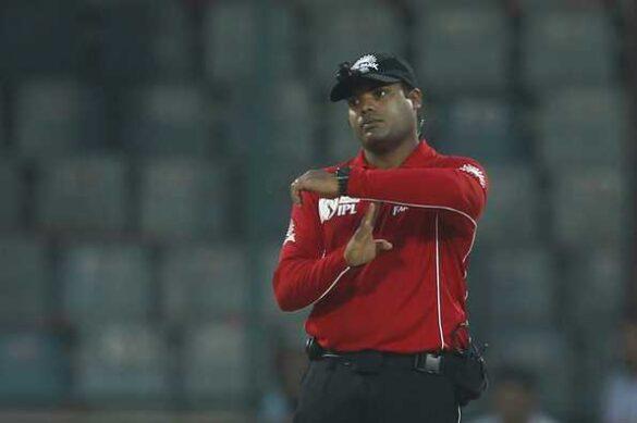 भारतीय अंपायर नितिन मेनन टेस्ट क्रिकेट में डेब्यू को तैयार, ICC की मिली अनुमति 11