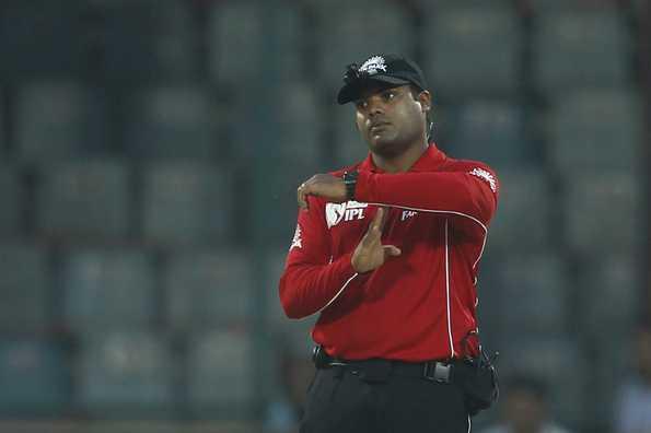 भारतीय अंपायर नितिन मेनन टेस्ट क्रिकेट में डेब्यू को तैयार, ICC की मिली अनुमति