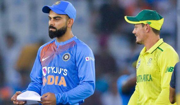 भारत-दक्षिण अफ्रीका के बीच तीसरे टी-20 मैच में ऐसी हो सकती है दोनों संभावित टीमें, तो जाने कैसा रहेगा मौसम और मैदान का हाल 2