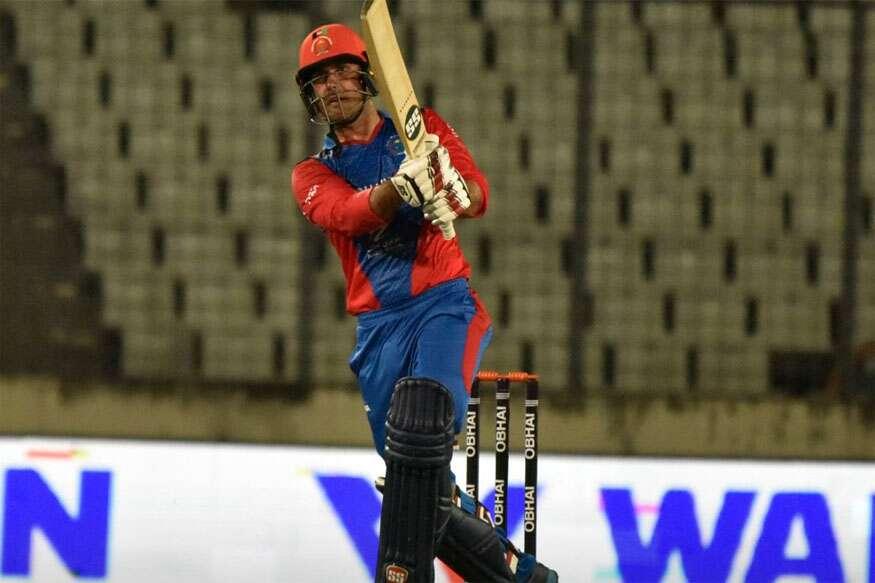 BAN vs AFG : मोहम्मद नबी की तूफानी बल्लेबाजी के दम पर अफगानिस्तान ने बांग्लादेश को 25 रन से हराया 1