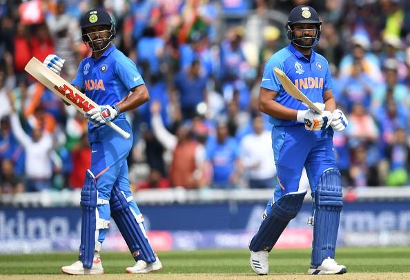 शिखर धवन का बड़ा खुलासा कैसे रोहित शर्मा की मदद से टूटे अंगूठे से विश्व कप में लगाया शतक