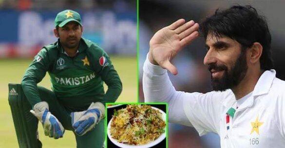 पाकिस्तान के खिलाड़ियों को नहीं मिलेगा खाने को अब बिरयानी, मिठाई और पिज्जा, बर्गर 1
