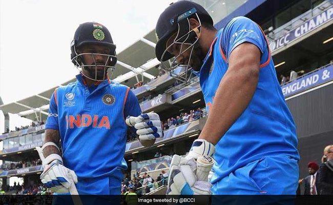 शिखर धवन का बड़ा खुलासा कैसे रोहित शर्मा की मदद से टूटे अंगूठे से विश्व कप में लगाया शतक 2