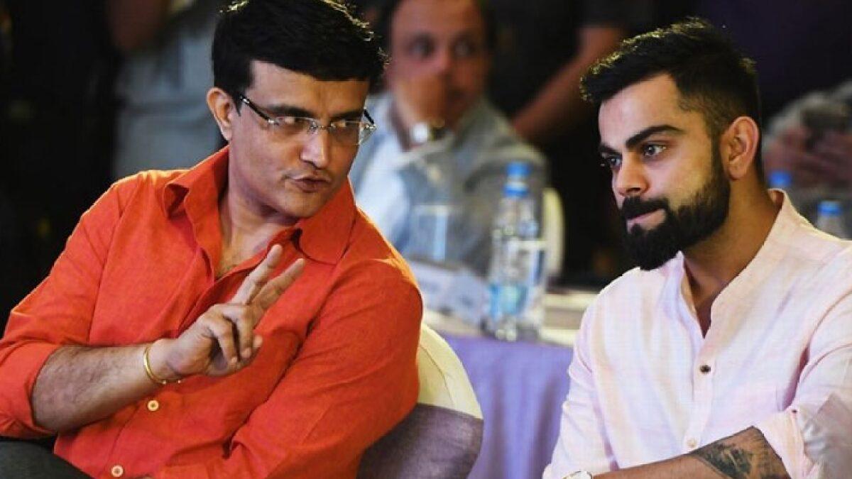 सौरव गांगुली ने दी विराट कोहली को यह सलाह, किया पालन तो टी-20 विश्व कप जीतना तय