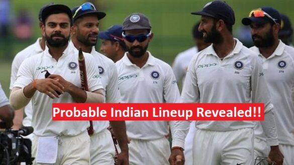 साउथ अफ्रीका के खिलाफ 15 सदस्यीय भारतीय टीम, के एल राहुल की जगह इन्हें मौका 47