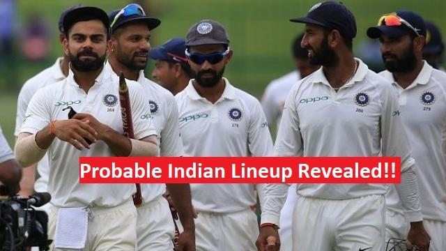 साउथ अफ्रीका के खिलाफ 15 सदस्यीय भारतीय टीम, के एल राहुल की जगह इन्हें मौका