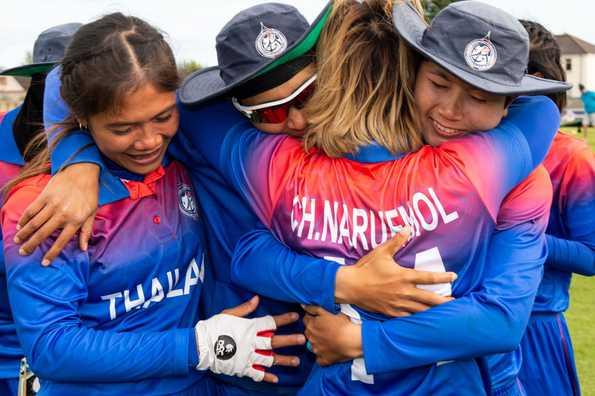 महिला टी-20 विश्व कप 2020 के लिए बांग्लादेश और थाईलैंड ने किया क्वालिफाई 3