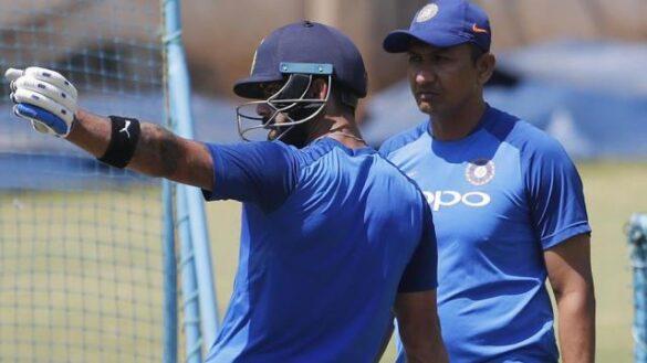 विराट और रोहित की बल्लेबाजी सुधारने वाला कोच जब मैदान में खुद बल्ला लेकर उतरा तो किया कुछ ऐसा 4