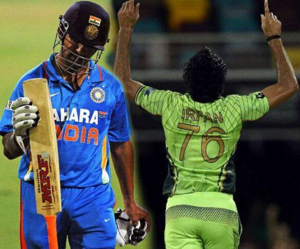 मोहम्मद इरफ़ान ने कहा मैंने खत्म किया सीमित ओवर क्रिकेट में गौतम गंभीर का करियर, फैन्स ने दिया जवाब 6