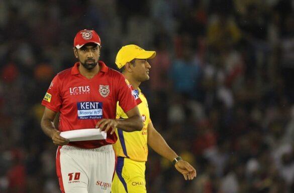 अनिल कुंबले के रोकने के बाद भी किंग्स इलेवन पंजाब छोड़ अब इस टीम से खेलने को तैयार हुए रविचन्द्रन अश्विन 8