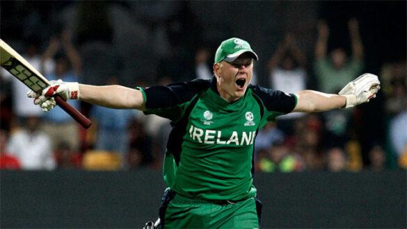 आयरलैंड के केविन ओ ब्रायन ने टी-20 में जड़ा तूफानी शतक, बना डाले कई रिकॉर्ड 9