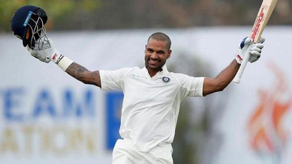 रणजी ट्राफी 2019-20 : कप्तान बनते ही शिखर धवन ने लगाया शानदार शतक, चौकों-छक्कों की लगाई झड़ी 1