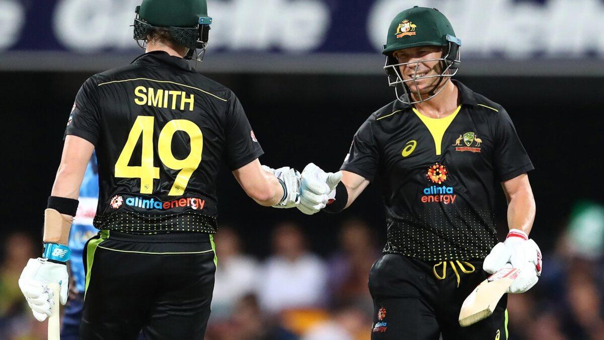 दूसरे टी-20 में स्टीव स्मिथ की तूफानी पारी के दम पर ऑस्ट्रेलिया ने पाकिस्तान को 7 विकेट से हराया