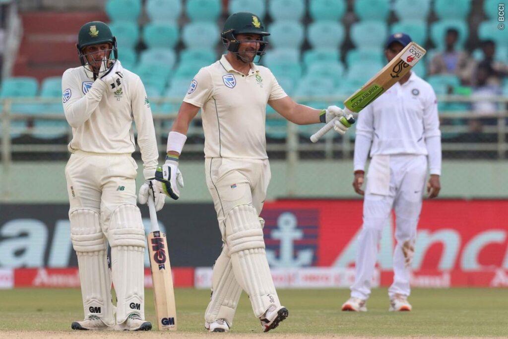 तीसरे दिन अफ़्रीकी बल्लेबाजों की शानदार बल्लेबाजीसे एबी डिविलियर्स हुए खुश, कही ये बात 1