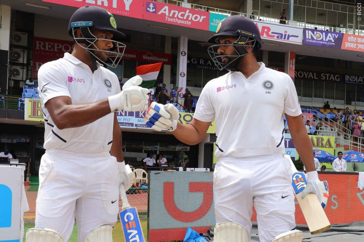 Rohit Sharma given a Challenge by Harbhajan when he calls him to bowl