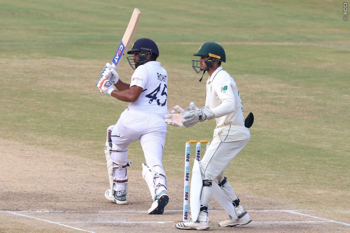 IND vs SA: मैन ऑफ द मैच का अवार्ड लेने के बाद रोहित शर्मा ने इनको दिया इस जीत का श्रेय 2