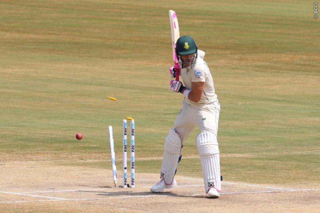 मोहम्मद शमी ने दक्षिण अफ्रीका के तीन प्रमुख बल्लेबाजों को किया बोल्ड, देखें वीडियो 2