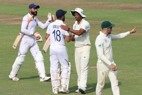 IND vs SA : विराट कोहली के दोहरे शतक से भारत की पकड़ मजबूत, दूसरे दिन ही जीत के करीब पहुंचा भारत 20