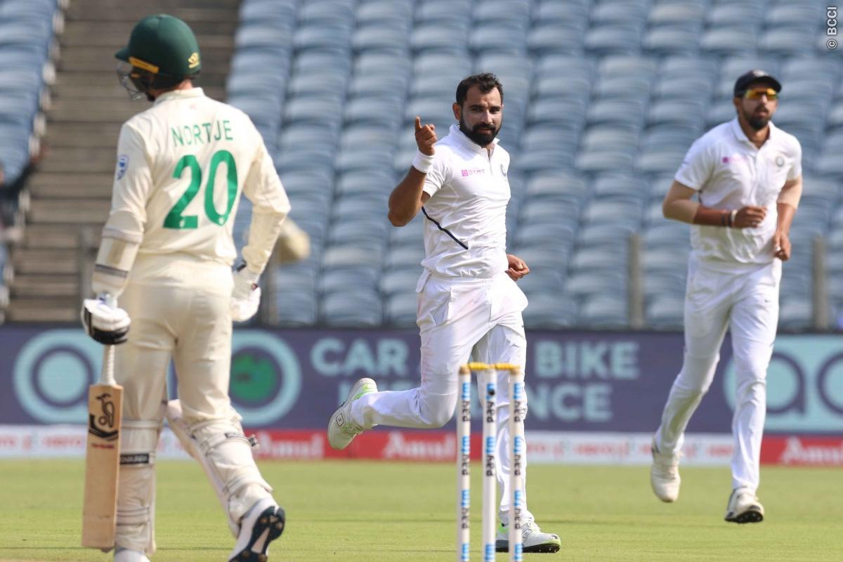 दक्षिण अफ्रीका के कप्तान फाफ डू प्लेसिस ने पुणे टेस्ट मैच में मिली हार के बाद इन्हें ठहराया जिम्मेदार 3