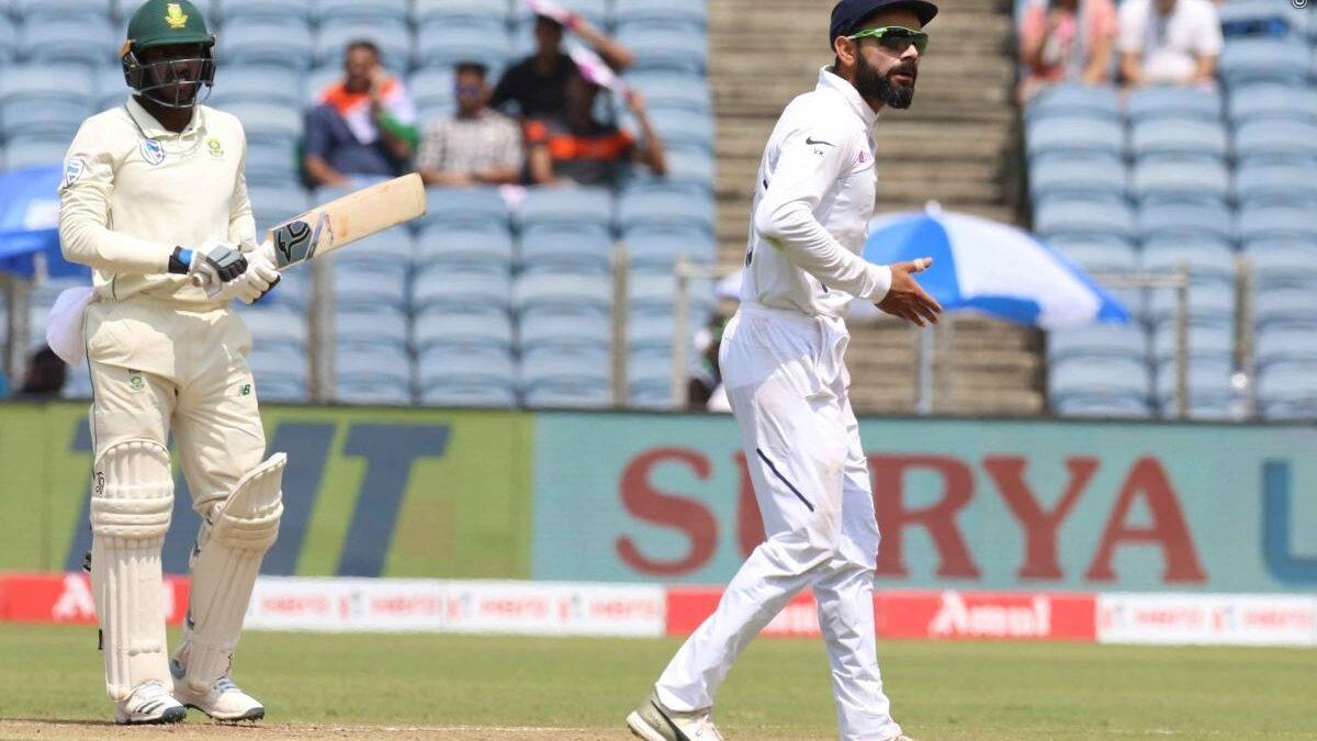 दक्षिण अफ्रीका के खिलाफ पुणे टेस्ट मैच में क्यों भारतीय टीम को देना चाहिए फॉलोऑन
