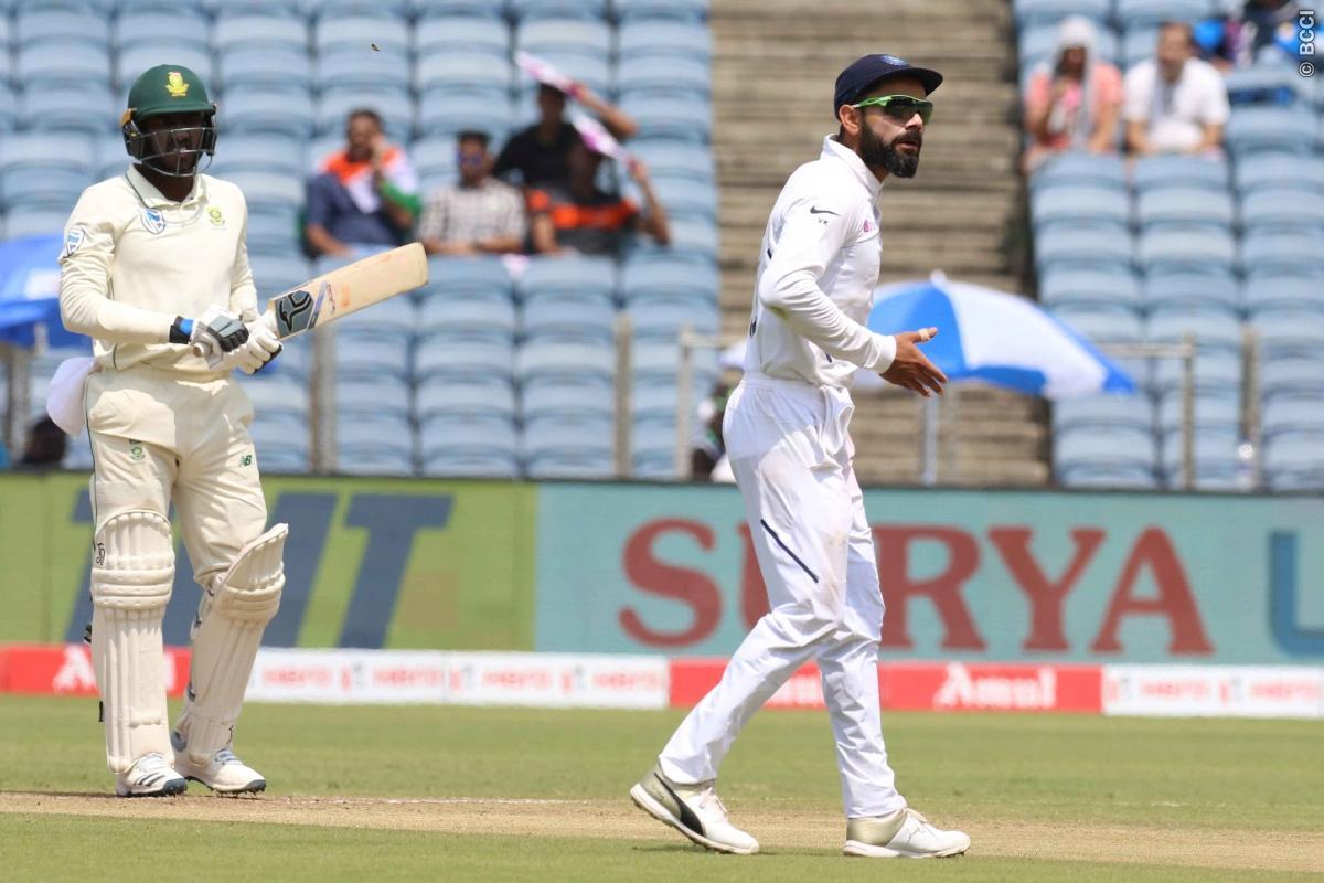 दक्षिण अफ्रीका के कप्तान फाफ डू प्लेसिस ने पुणे टेस्ट मैच में मिली हार के बाद इन्हें ठहराया जिम्मेदार 2