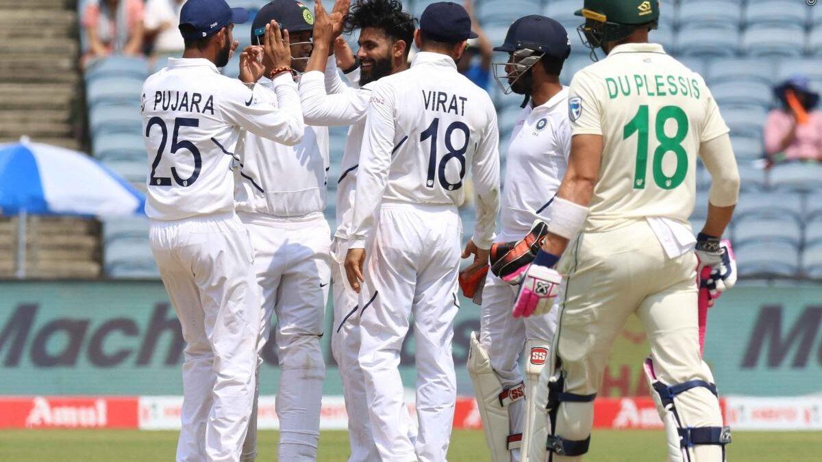 टेंबा बावुमा ने कहा निचले क्रम के बल्लेबाजों ने टीम इंडिया के अहंकार को कम किया
