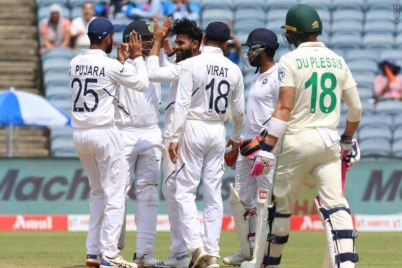 टेंबा बावुमा ने कहा निचले क्रम के बल्लेबाजों ने टीम इंडिया के अहंकार को कम किया 14