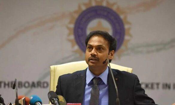 एमएसके प्रसाद ने बताया आखिर क्यों तीनों फॉर्मेट में विराट कोहली को ही कप्तान बनाए रखा 22