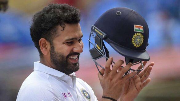 IND vs SA: मैन ऑफ द मैच का अवार्ड लेने के बाद रोहित शर्मा ने इनको दिया इस जीत का श्रेय 36