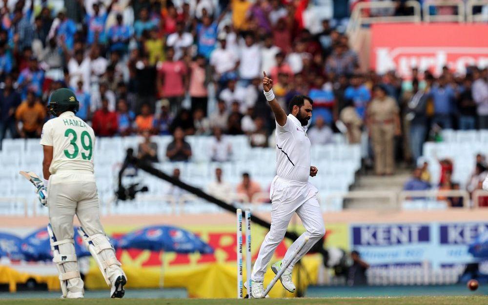 INDvSA, तीसरा टेस्ट: पारी की हार तरफ दक्षिण अफ्रीका, दूसरी पारी में 4 विकेट गिरे 4