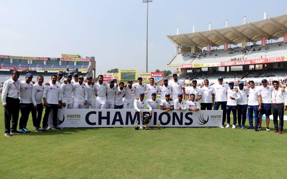 आईसीसी टेस्ट चैंपियनशिप: रांची टेस्ट के बाद बदला पॉइंट्स टेबल, अब टॉप 3 में हैं ये टीम