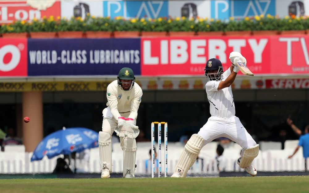 WATCH: Ajinkya Rahane shows sportsman spirit in the Third Test Match in Ranchi